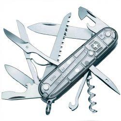 Canivete Victorinox Huntsman 15 funções prata translucido 9.1 cm 1.3713.T7