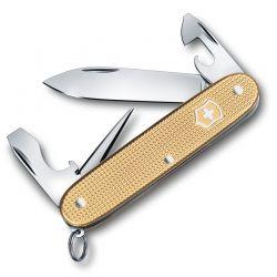 Canivete Victorinox Pioneer Edição Limitada Alox 2019 Dourado 9,3 cm 0.8201.L19