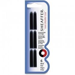 Cartucho Sheaffer para caneta tinteiro VFM preto 93090