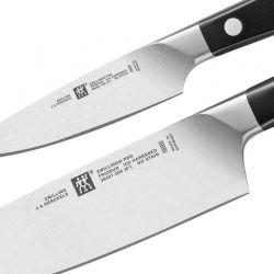 Conjunto de faca Zwilling Pro Chef 8