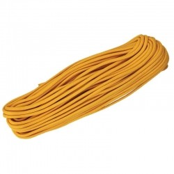 Corda de Nailon Paracord 550 Airforce Gold 30 metros ATS25