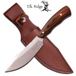 Faca Elk Ridge Bushcraft Brown 27 cm ER550DW