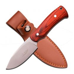 Faca Elk Ridge Bushcraft Light Brown 19 cm ER551LW