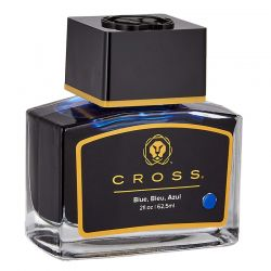 Vidro de Tinta Cross Azul 62,5 ml 8945S-1