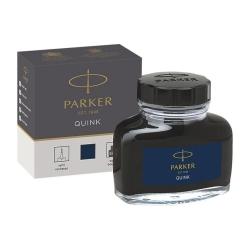 Vidro de Tinta Parker Original Azul Escuro 57 ml 1953078