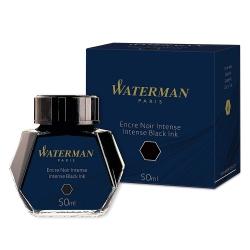Vidro de Tinta Waterman Original Preta 50 ml S0110710