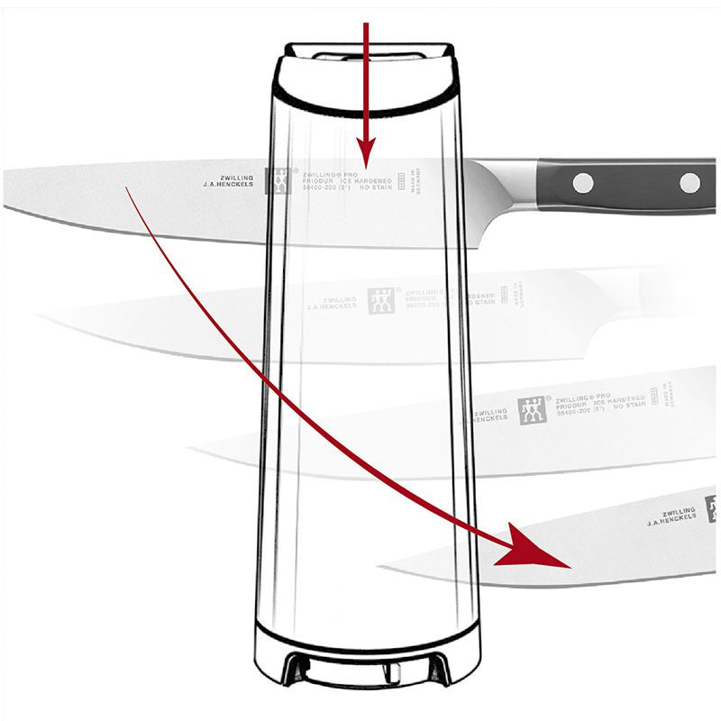 Afiador de facas Zwilling  V-Edge 32605-000