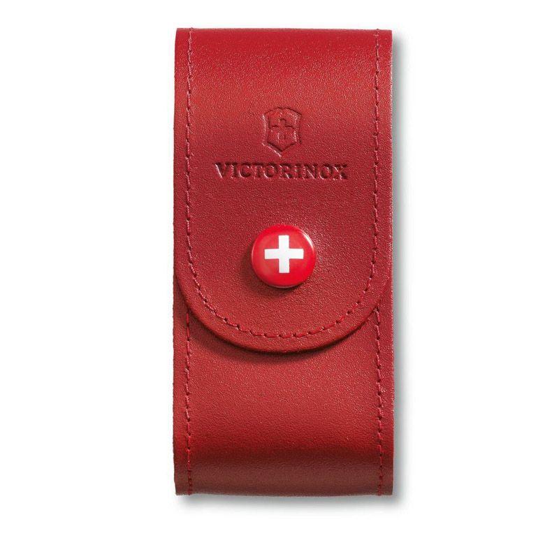 Bainha Victorinox Vermelha Media 4.0521.1