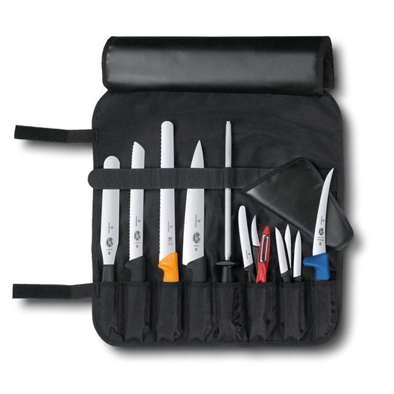 Bolsa Victorinox para facas com 8 compartimentos 7.4011.47