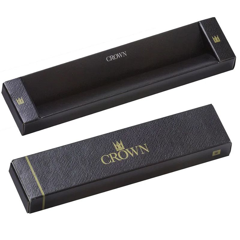 Caneta Crown Sigma Esferográfica Dourada YW10068O