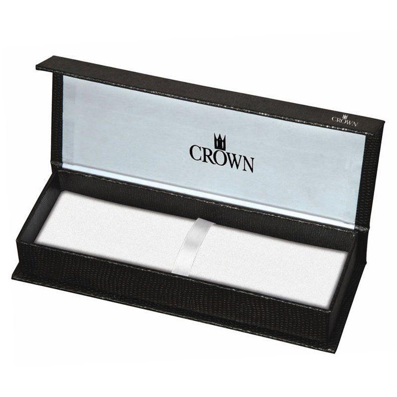 Caneta Crown Versalles  Esferográfica Preta YW19032P