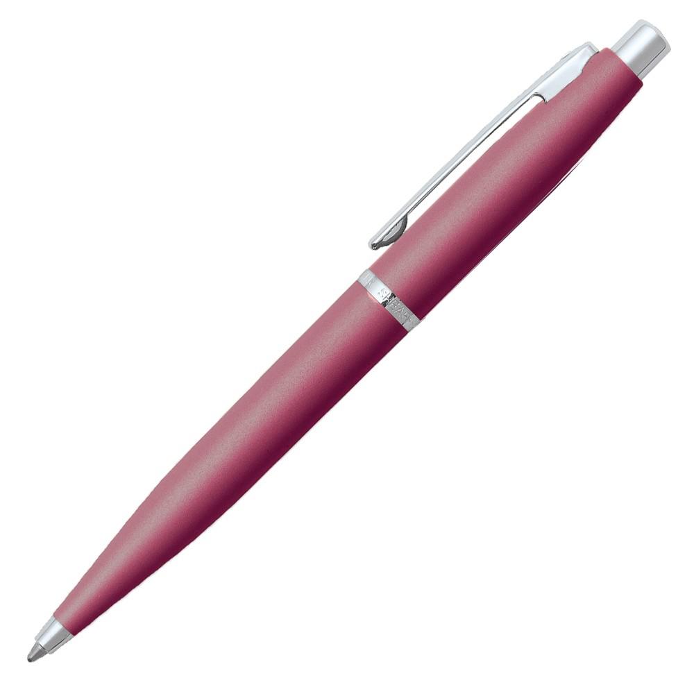Caneta esferográfica Sheaffer  e canivete classic rosa
