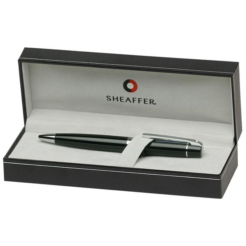Caneta Sheaffer Gifty 300 Esferográfica Laca Preta E2931251