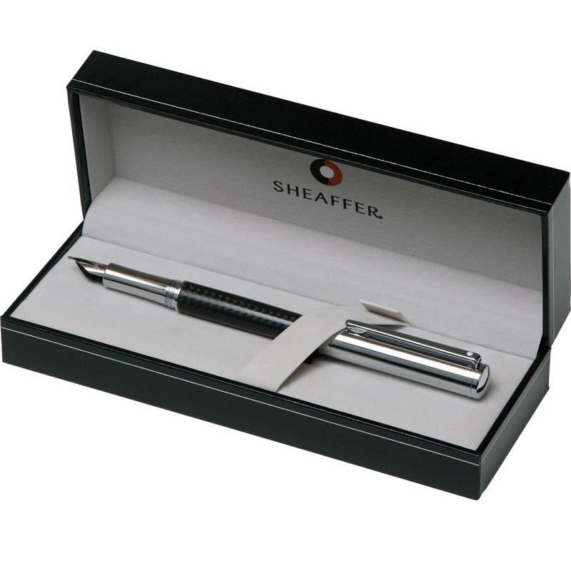Caneta Sheaffer Intensity Tinteiro Fibra De Carbono E0923453