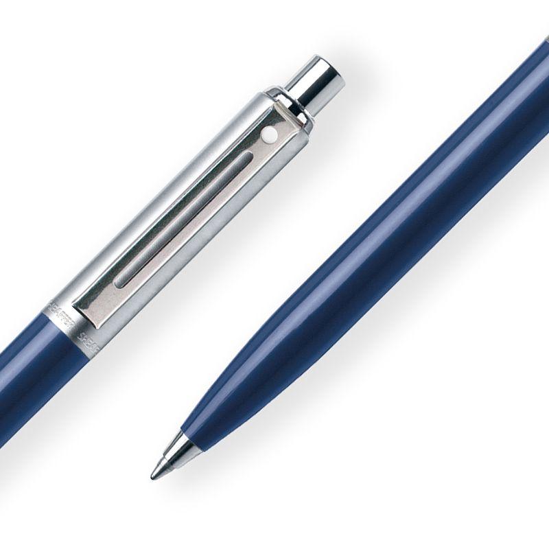 Caneta Sheaffer Sentinel Esferográfica Azul e Escovado E23217351