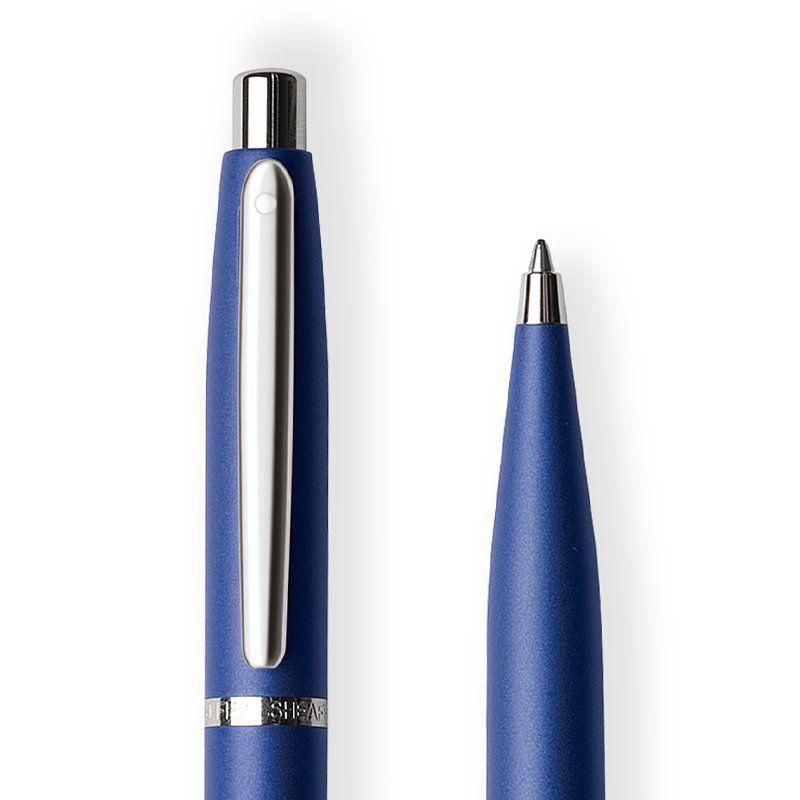 Caneta Sheaffer VFM Esferográfica Laca Azul E2940151