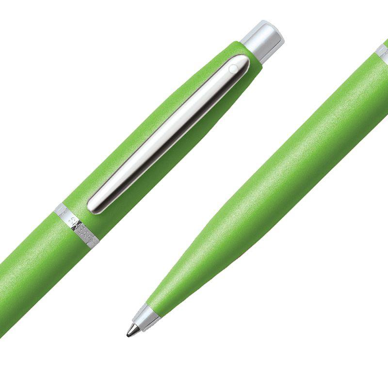 Caneta Sheaffer VFM Esferográfica Laca Verde E2941751