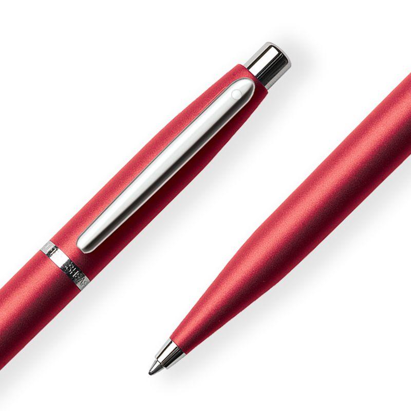 Caneta Sheaffer VFM Esferográfica Vermelha E2940351CS