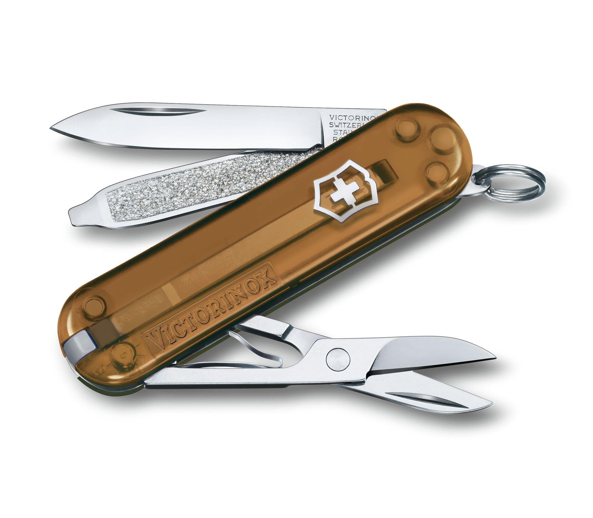 Canivete Classic SD Colors Chocolate Fudge 0.6223.T55G