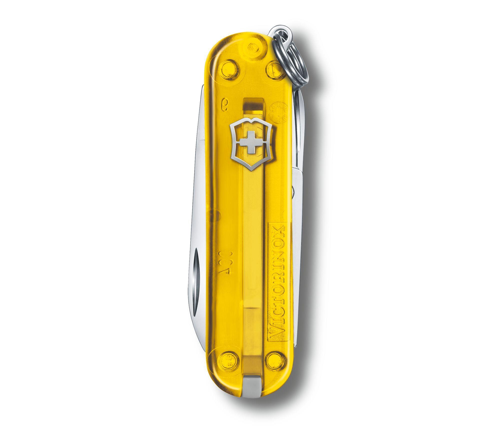 Canivete Classic SD Colors Tucan Sun 0.6223.T81G