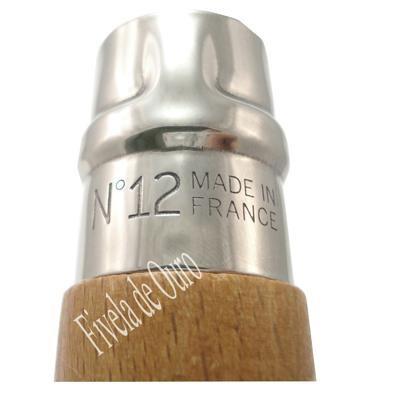Canivete  Opinel Aço Carbono n° 12 OP13120