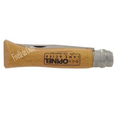 Canivete Opinel Aço Carbono n° 6 OP13060