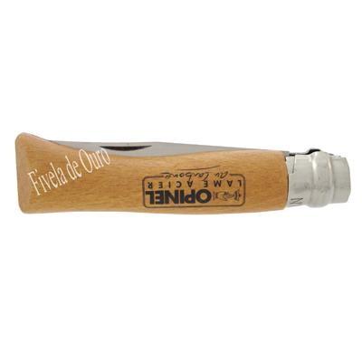 Canivete  Opinel Aço Carbono n° 7 OP13070
