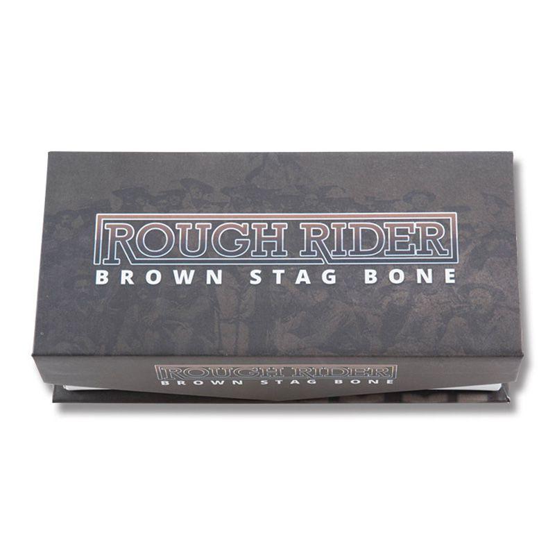 Canivete Rough Rider Congress Stag Bone 9,5 cm RR1796