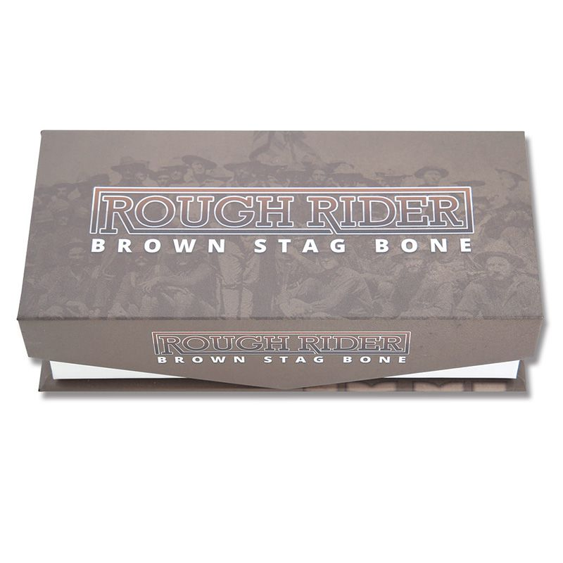Canivete Rough Rider Doctors Stag Bone 9,2 cm RR1802