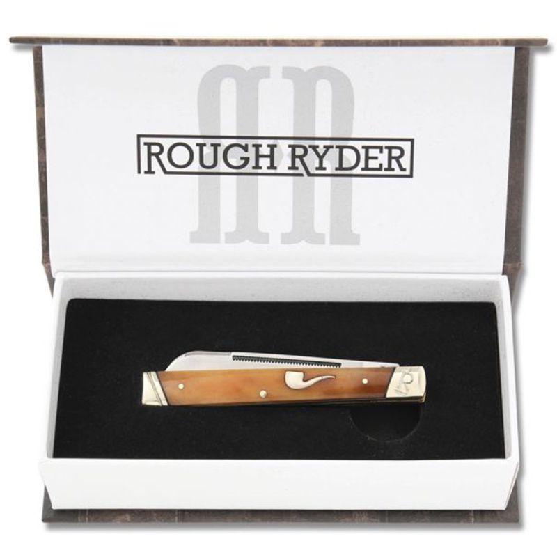 Canivete Rough Rider Pipe Doctors Bone 9,3 cm RR1899