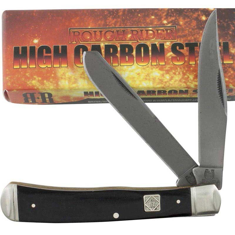 Canivete Rough Rider Trapper High Carbon 10.5 cm RR1570