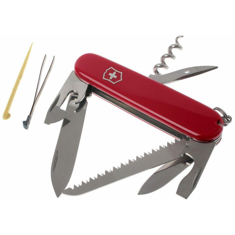 Canivete Victorinox Camper 13 funções 9,1 cm 1.3613