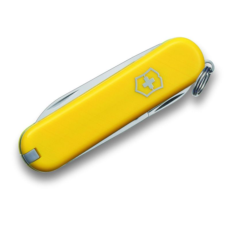 Canivete Victorinox Classic 7 funções amarelo 5.8 cm 0.6223.8