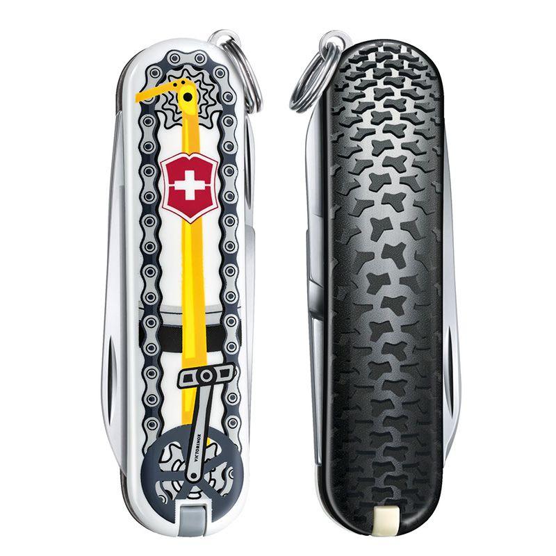 Canivete Victorinox Classic SD Bike Ride Edição Limitada 2020 0.6223.L2001