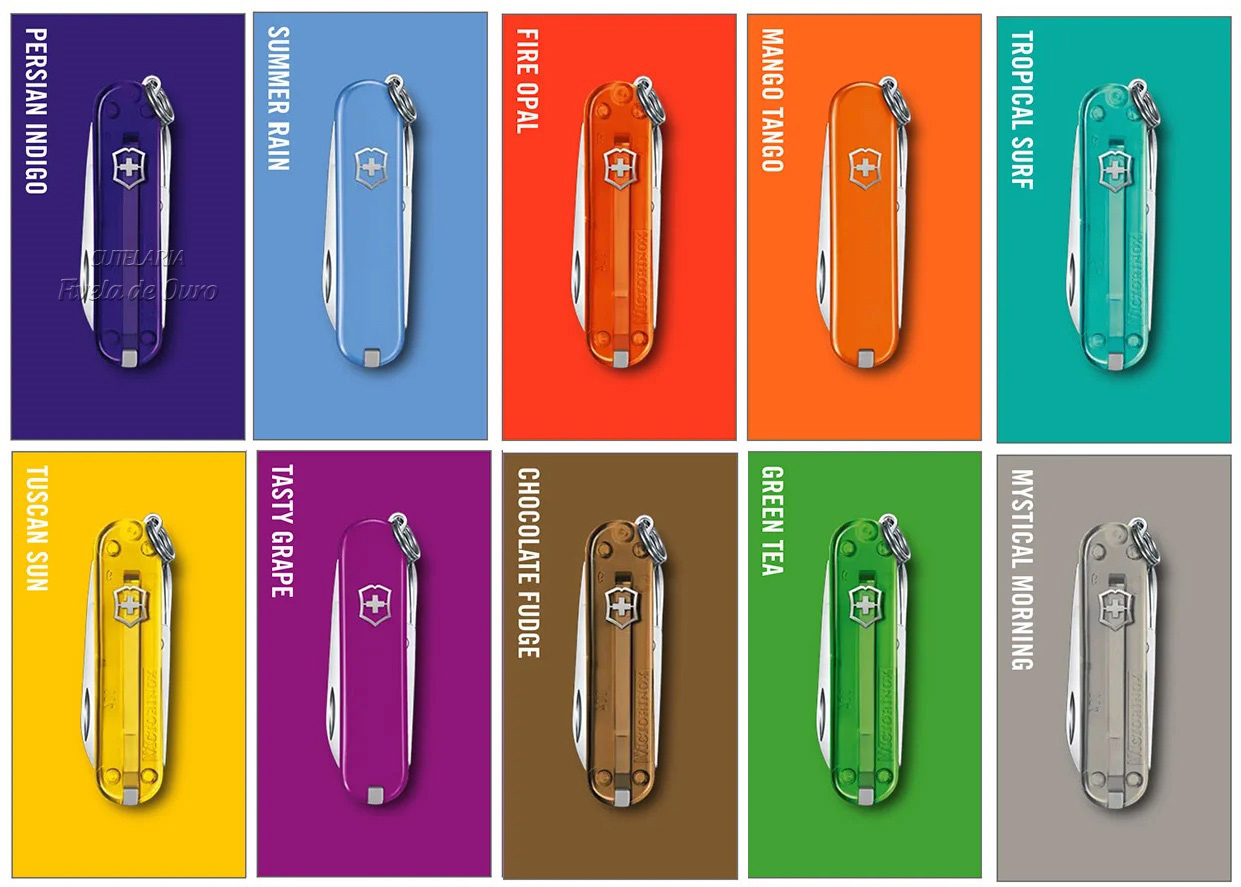 Canivete Victorinox Classic SD Colors