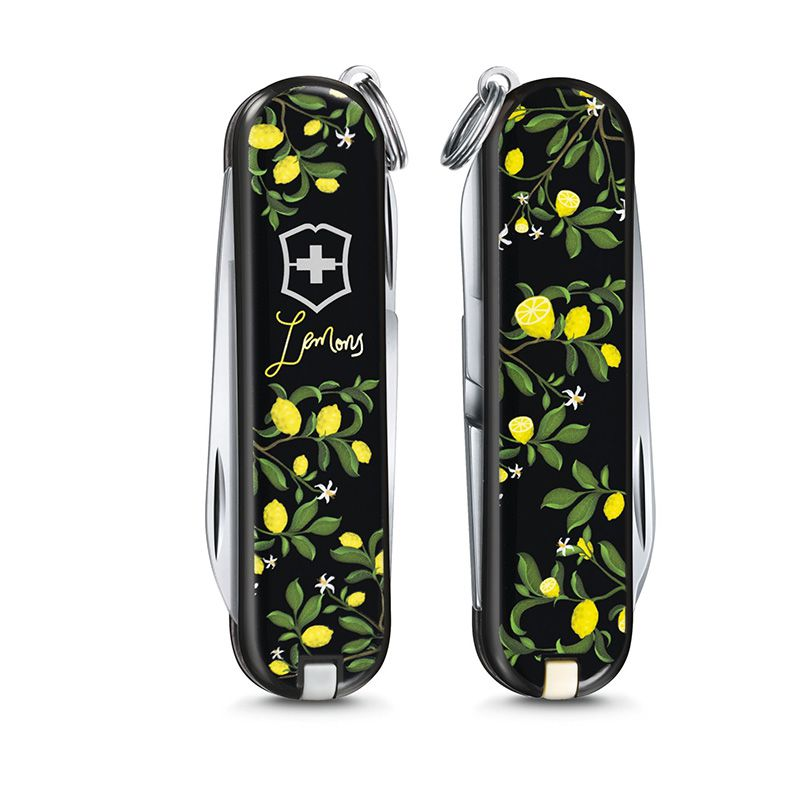 Canivete Victorinox Classic When Life Gives You Lemons Edição Limitada 2019 0.6223.L1905