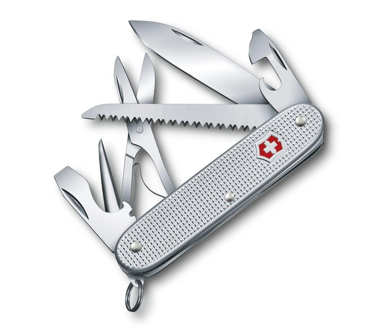 Canivete Victorinox Farmer X Alox 9 funções 9.3 cm 0.8271.26