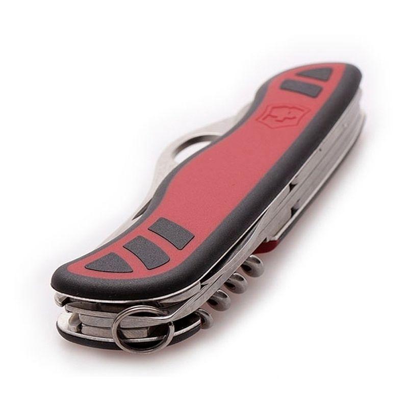 Canivete Victorinox Forester One Hand 10 funções vermelho e preto 11 cm 0.8361.MWC