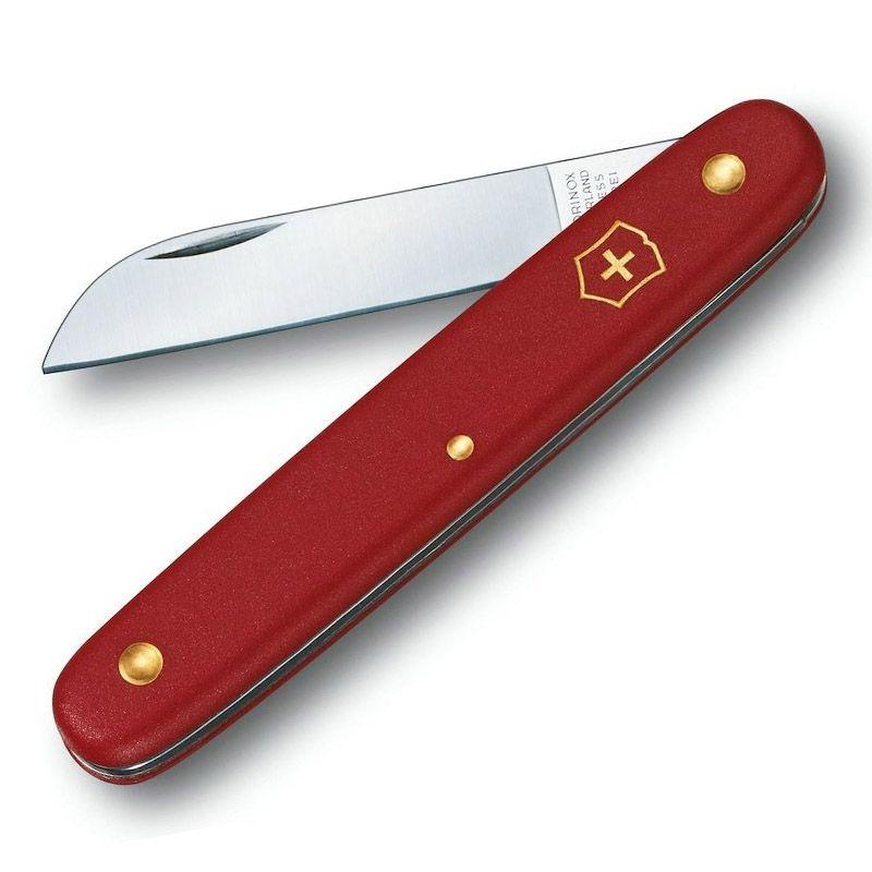 Canivete Victorinox pica fumo vermelho 10 cm 3.9050