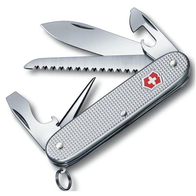 Canivete Victorinox Pioneer Farmer Alox 9 funções 9.3 cm 0.8241.26