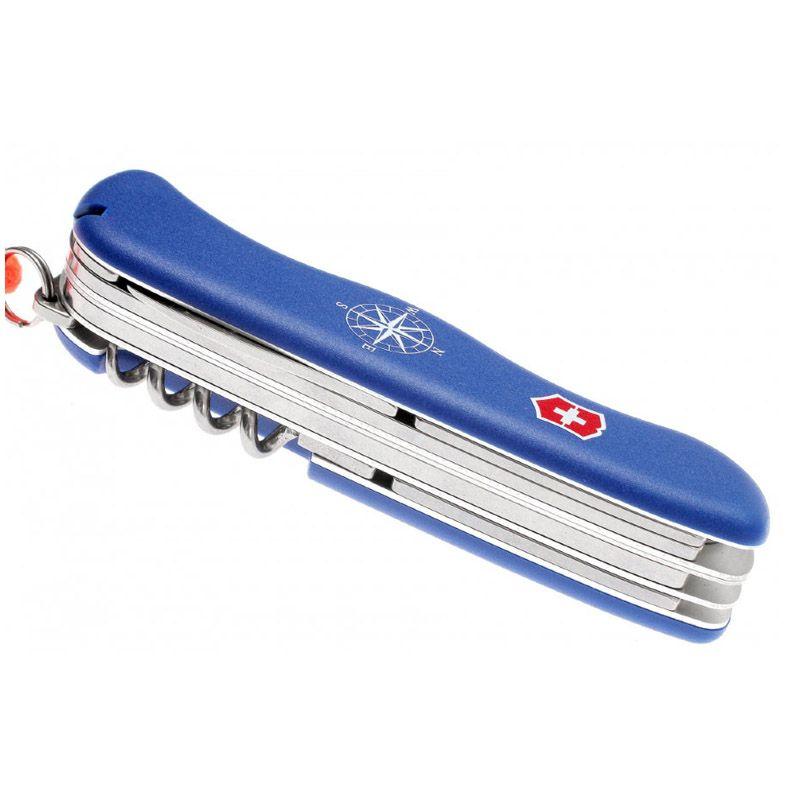 Canivete Victorinox Skipper 17 funções azul 11 cm 0.8593.2W