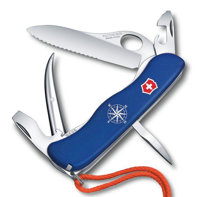 Canivete Victorinox Skipper Pro 11 funções azul 11 cm 0.8503.2MW