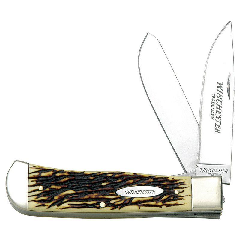 Canivete Winchester Trapper Linerlock 11,4 cm WN14074CP