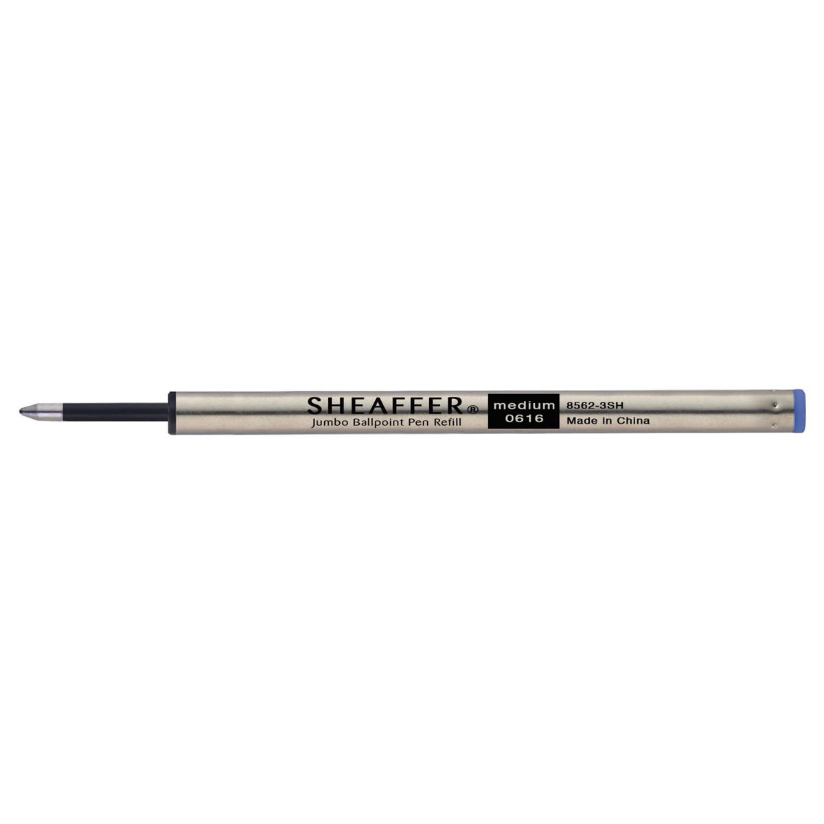Carga Esfero Jumbo Azul para caneta Cross  e Sheaffer 8562-3SH