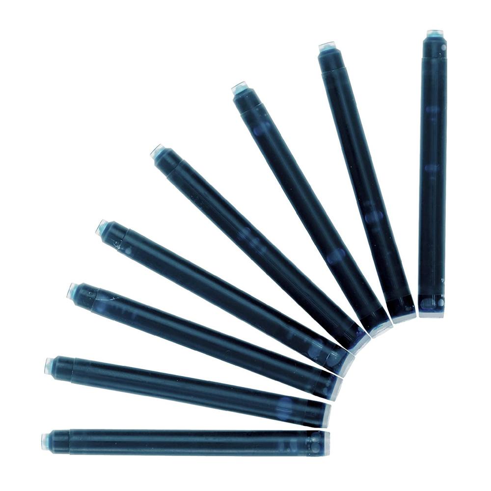 Cartucho Waterman Azul para caneta tinteiro 8 un S0110860