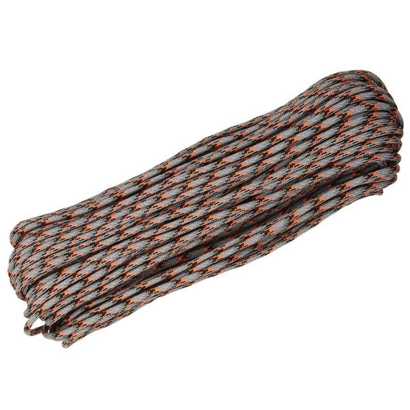 Corda de Nailon Paracord 550 Die Cast 30 metros ATP37