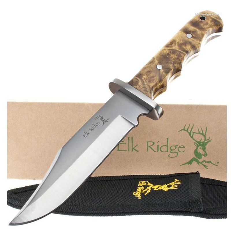 Faca Elk Ridge Hunter Full Tang ER101
