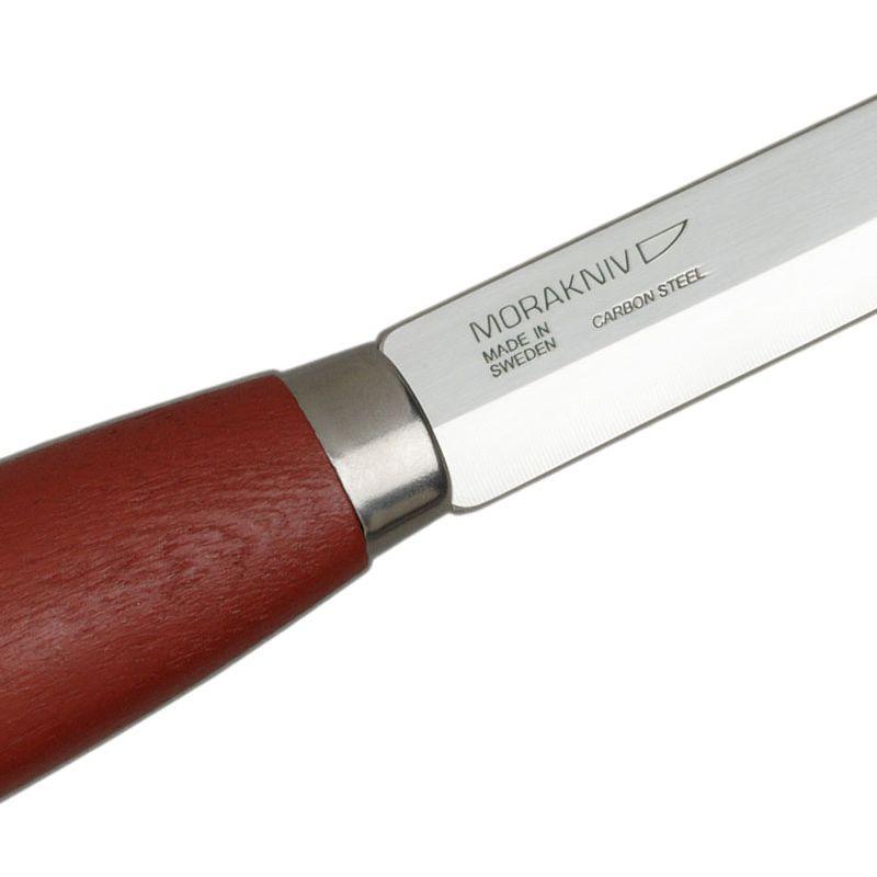Faca Mora Classic Numero 1 aço carbono 20 cm FT0001