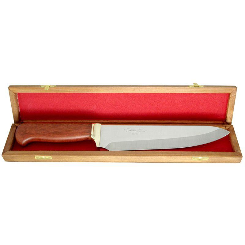 Faca Zakharov Chef Tradição 33 cm ZKIC21M