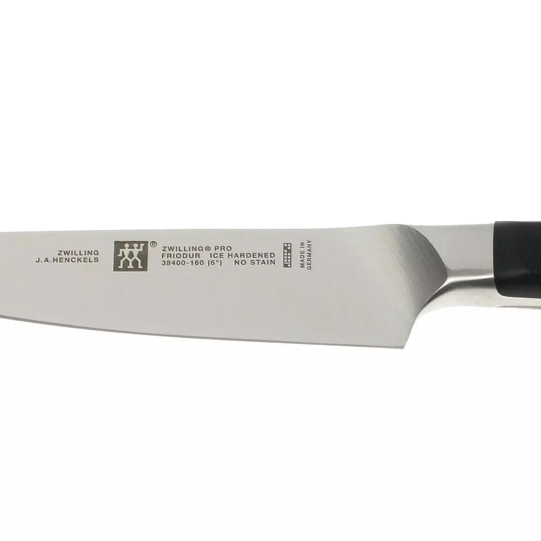 "Faca Zwilling Pro para carne 6"" 38400-161"